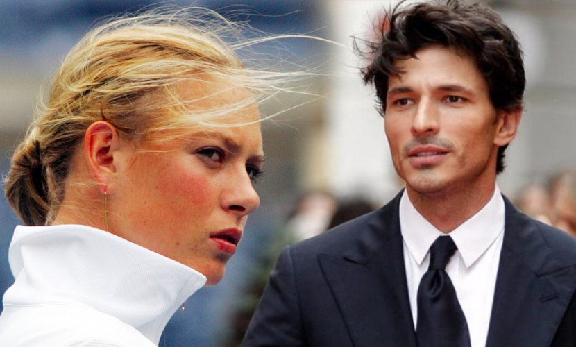 Шарапова начала тайно встречаться с горячим испанцем - бывшим любовником Кайли Миноуг