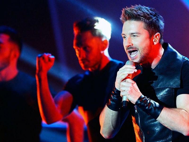 Сергей Лазарев произвел фурор ярким выступлением в полуфинале «Евровидения» в Стокгольме