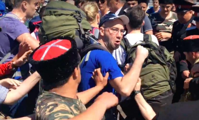 Избиение Навального стало основанием для депутатского запроса в МВД
