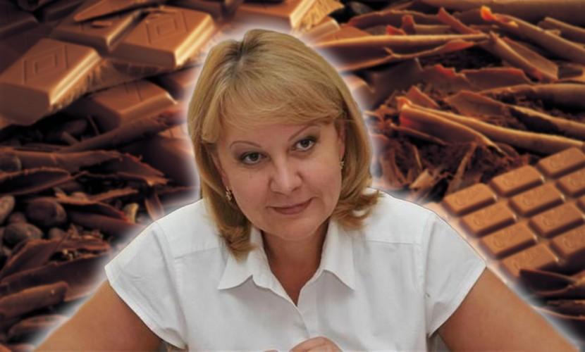 Участница праймериз из Волгоградской области прославилась в соцсетях как «кандидат в шоколаде»