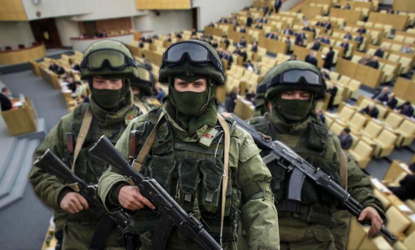 Закон о Нацгвардии утвержден в первом чтении депутатами Госдумы