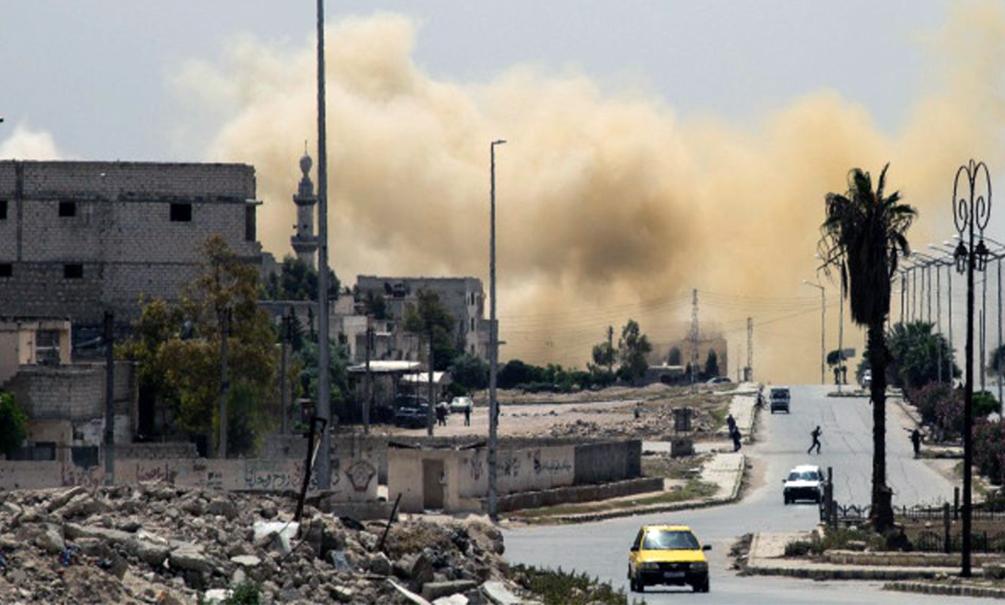 Боевики «Фронта ан-Нусра» за час выпустили 60 ракет по христианским кварталам Алеппо