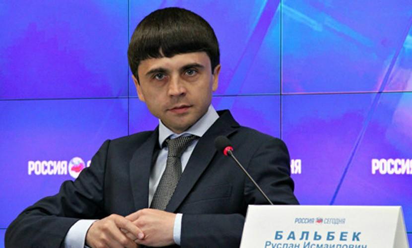 Благодаря Венето Европа узнает правду о Крыме, - Бальбек