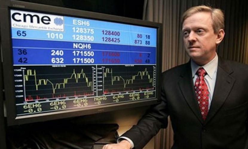 Игроки на Чикагской товарной бирже скупили рублей на 100 млрд долларов