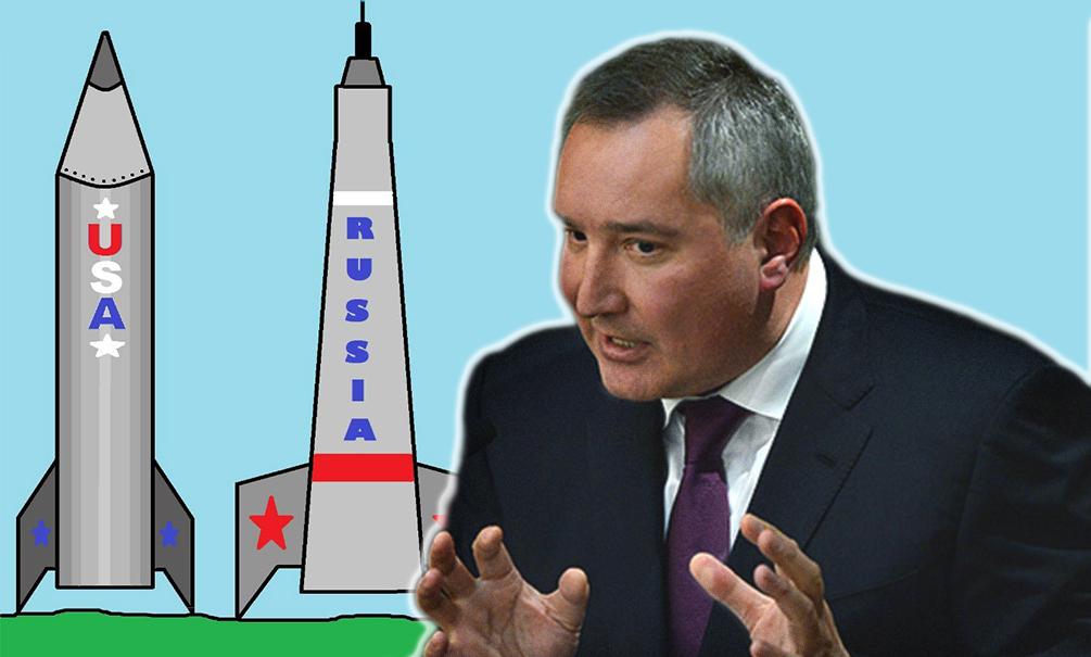 Рогозин унизил отечественную космическую отрасль перед НАСА и поспешил оправдаться