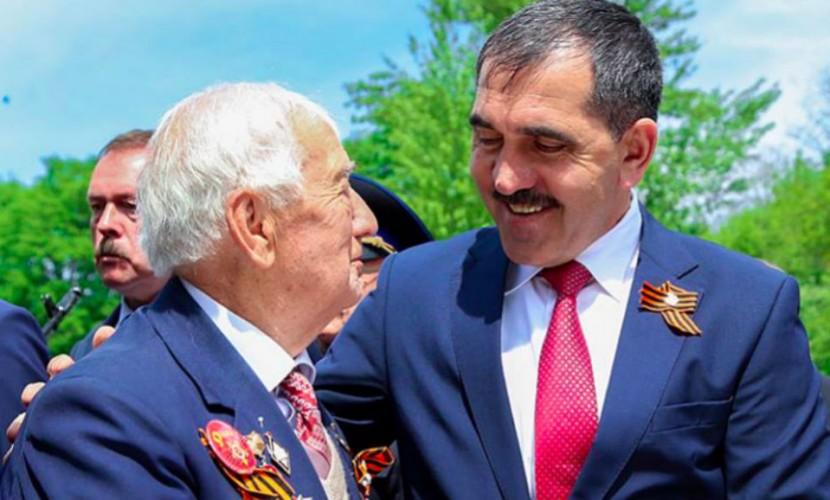 Ветераны Великой Отечественной из Ингушетии получили помощь в размере 220 тысяч рублей