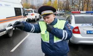 В России вновь сократят число гаишников