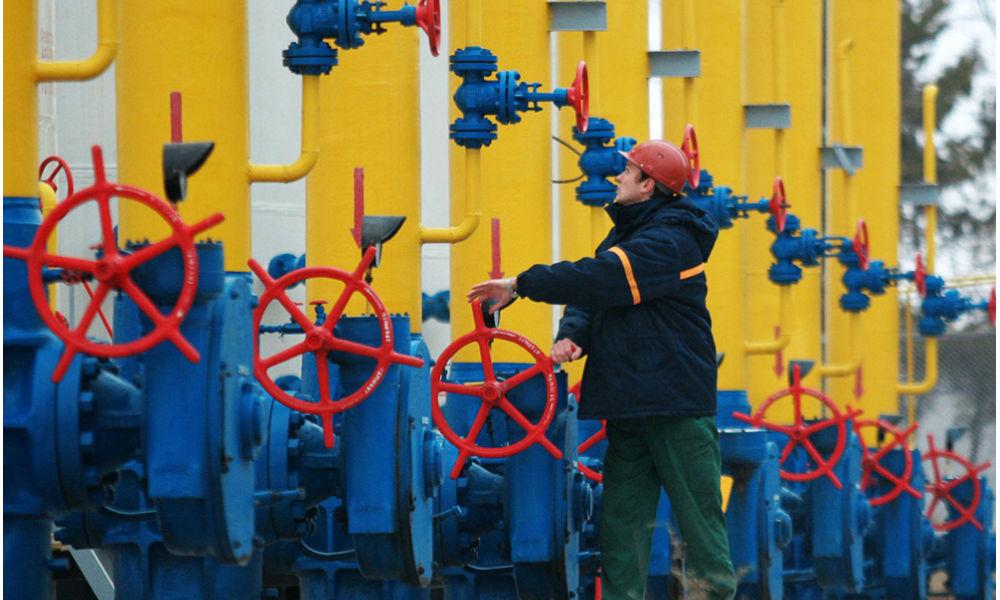 Украина заявила о готовности закупать российский газ