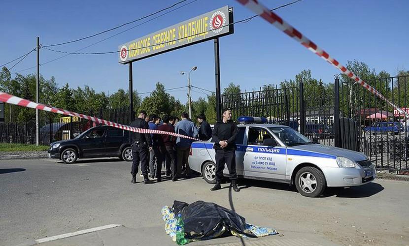 По делу о массовом побоище задержаны полицейский и бывший директор кладбища в Москве