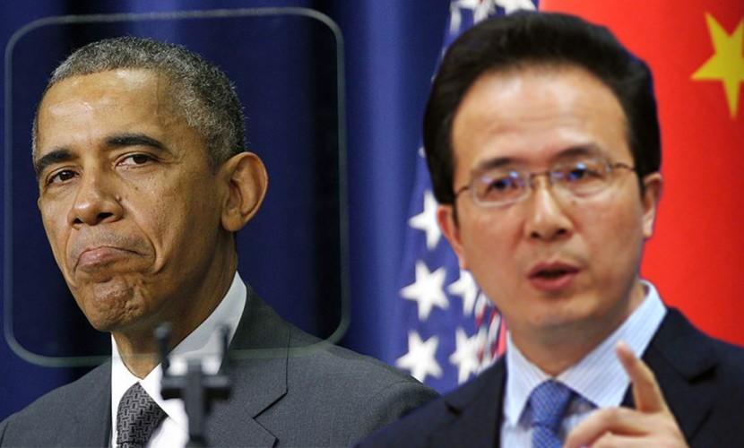 Китай урезонил амбициозного Обаму заявившего что США должны определять правила мировой торговли для других стран