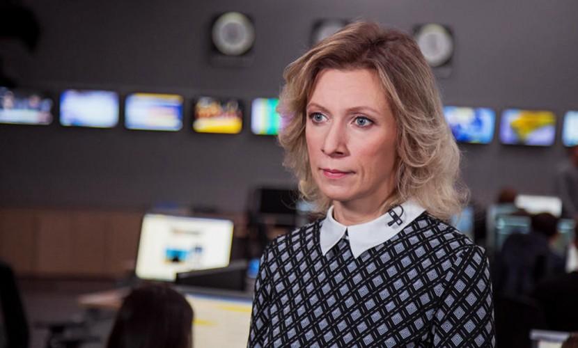 Захарова возмутилась ложью европейского канала о депортации крымских татар