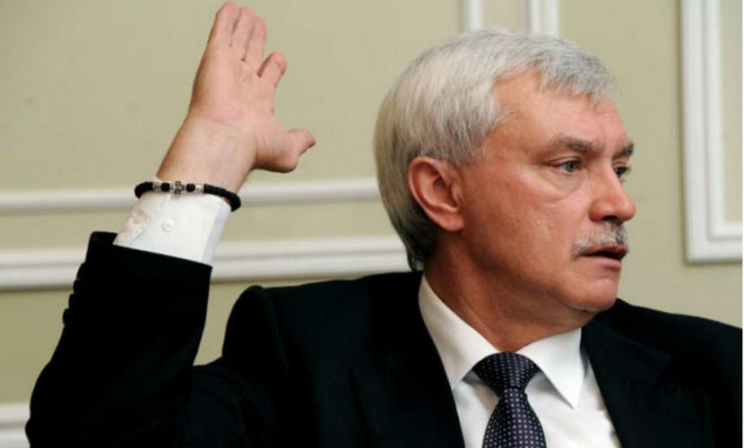 Губернатор Санкт-Петербурга увеличил доход на 2 млн рублей и остался без машины