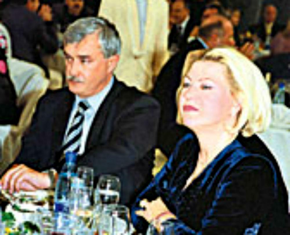 Редкое совместное фото супругов Полтавченко