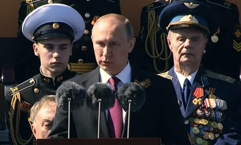 В Кремле объяснили, почему Путин оставил без внимания союзников в речи на День Победы