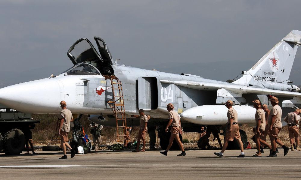 Участники военной операции в Сирии наделены статусом ветерана боевых действий
