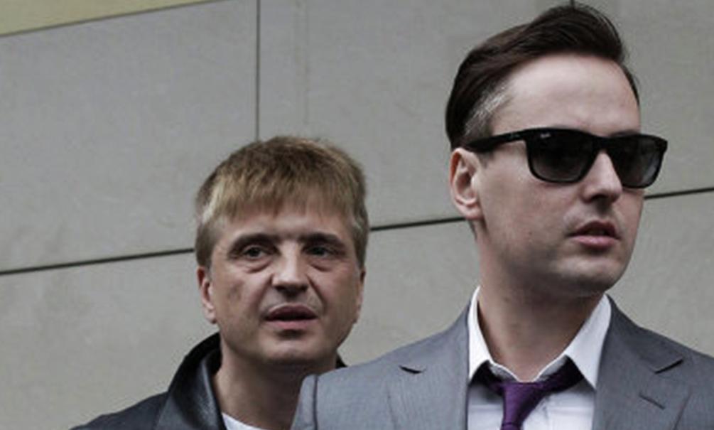 Продюсера Витаса на краденой иномарке задержали в центре Москвы