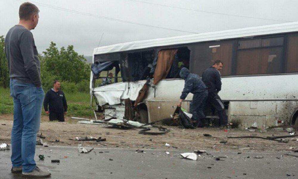 Трое полицейских пострадали в ДТП на трассе «Волгоград-Сызрань»