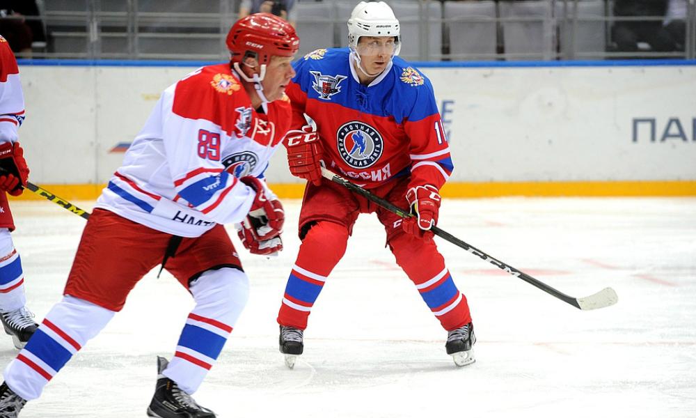 Путин забил гол в победном матче против команды