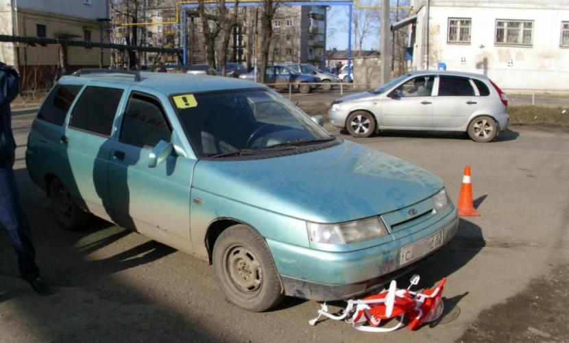 Женщину с двумя детьми сбил пьяный рецидивист в Южно-Сахалинске