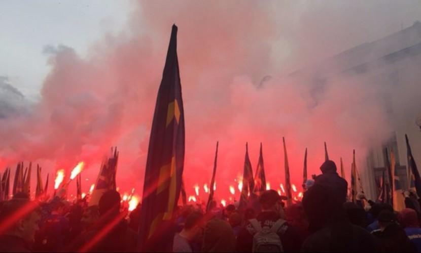 Националисты батальона