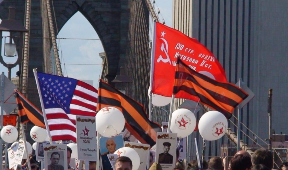 «Бессмертный полк» впервые пройдет маршем по девяти городам США