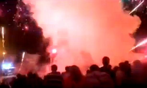 Эксперты назвали причину падения снаряда фейерверка в толпу людей на Дне города в Дзержинске