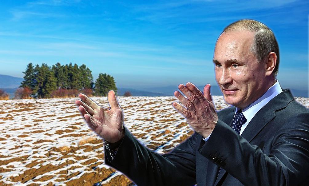 Путин разрешил раздавать россиянам землю на Дальнем Востоке бесплатно
