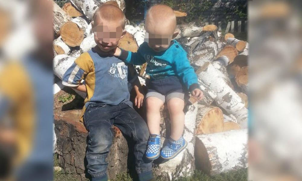 Два маленьких мальчика погибли при пожаре в Курганской области, их сестры исчезли