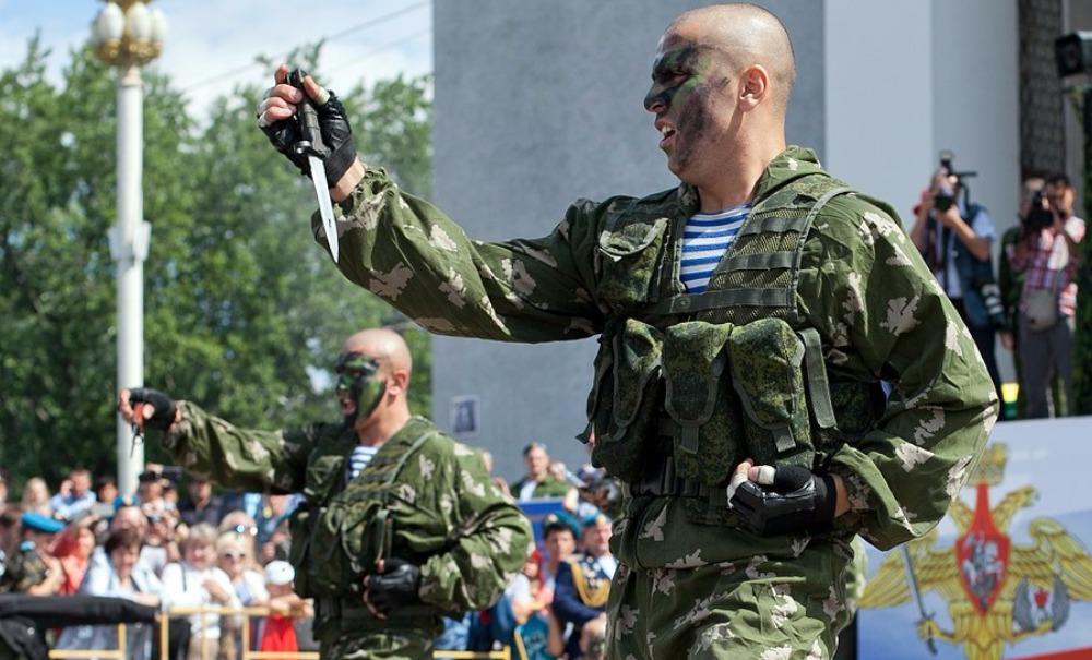 Интеллектуальный уровень десантников резко вырос, - генерал Шаманов