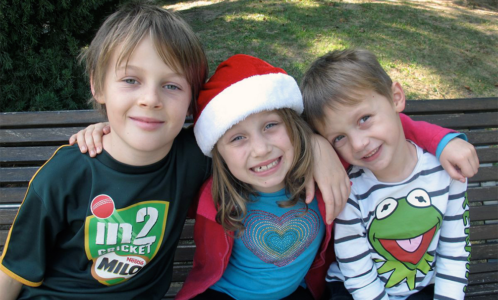 Погибшие при крушении Boeing на Украине дети прислали родителям удивительный подарок
