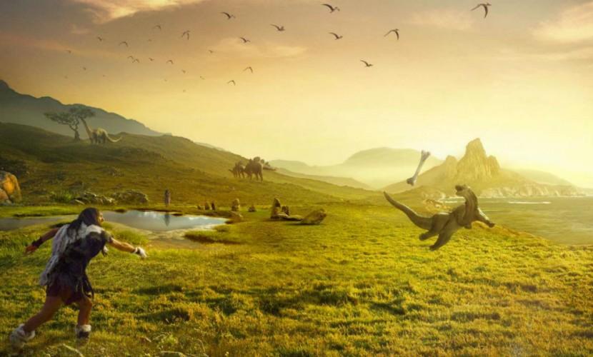 Человек стал умнее динозавров, потому что заботился о детях, - ученые