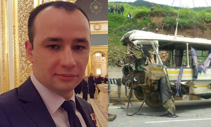 Герой России оказался среди погибших в жутком ДТП на трассе в Южной Осетии