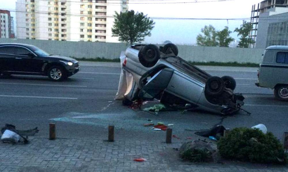 Одна сибирячка задавила автомобилем внучку, вторая убила свою пассажирку