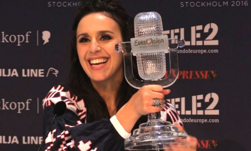 Джамала: Хочу, чтобы вообще не было этой моей победившей на «Евровидении» песни