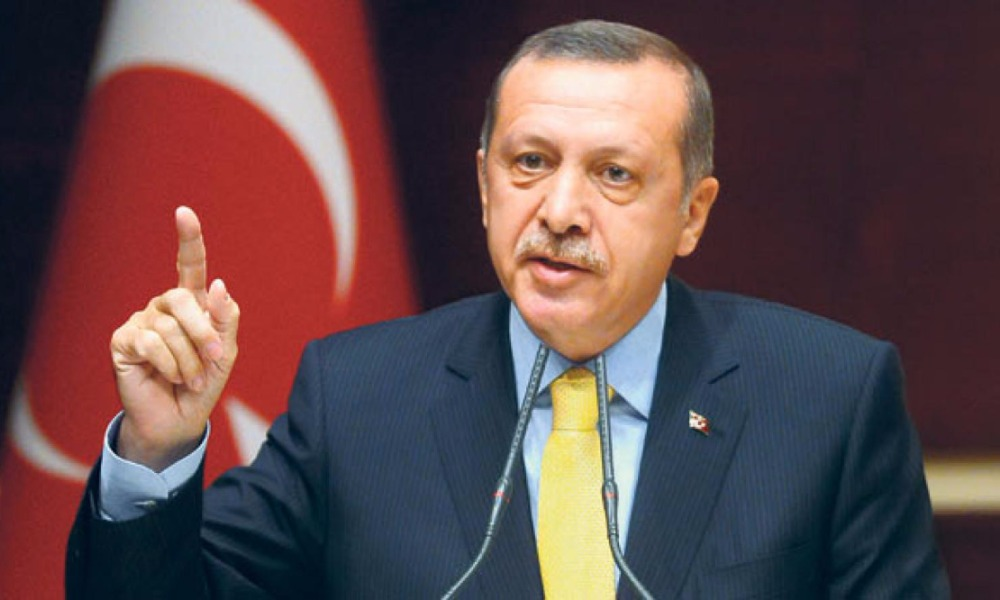 Не понимаю, почему Путин принес в жертву хорошие отношения между Россией и Турцией, - Эрдоган