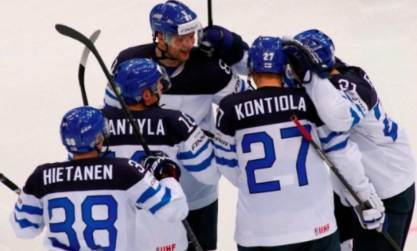 Финны легко обыграли датчан и первыми пробились в квартет сильнейших ЧМ-2016 по хоккею