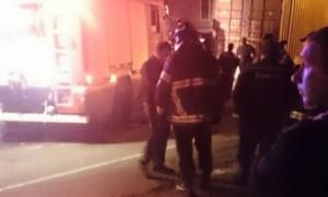 Фура протаранила шесть машин на севере Москвы, есть погибшие