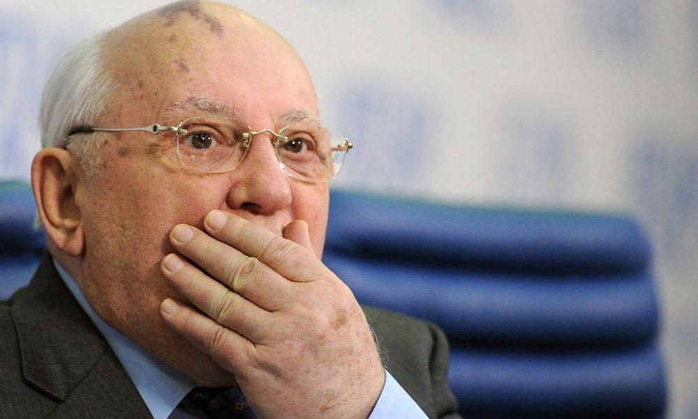 В охлаждении отношений между нашей страной и Западом виноваты американцы, - Горбачев