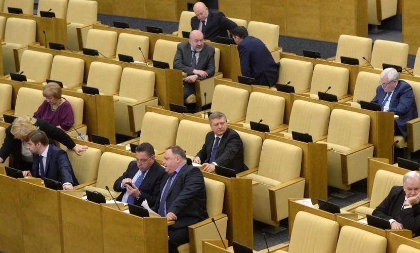 Депутатов-прогульщиков лишат мандатов после подписанного Путиным закона