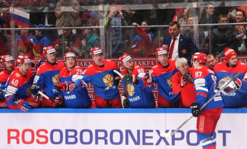 Букмекеры в тройку главных фаворитов ЧМ-2016 по хоккею включили Россию, Канаду и Финляндию