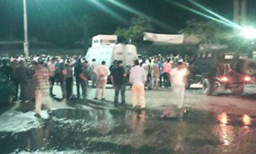 Боевики расстреляли восемь полицейских впригороде Каира