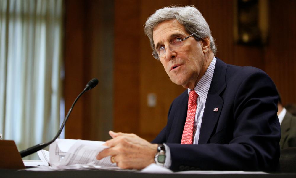Керри спрогнозировал негативные последствия строительства «Северного потока-2» для Украины