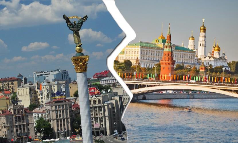 Секретарь киевского совета написал письмо в Москву об одностороннем разрыве всех отношений между столицами