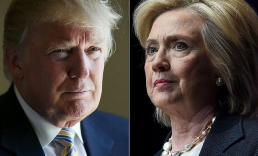 Клинтон назвала Трампа добровольным вербовщиком для террористов