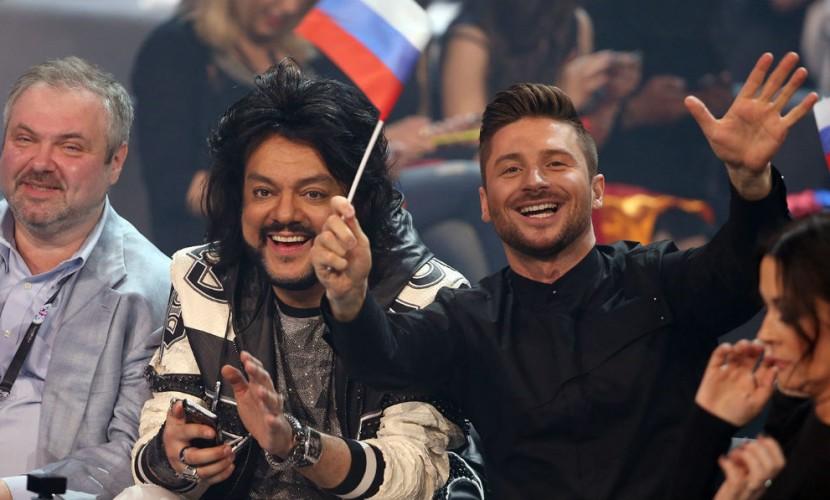 Сергей Лазарев с фееричным номером завоевал третье место Евровидения-2016