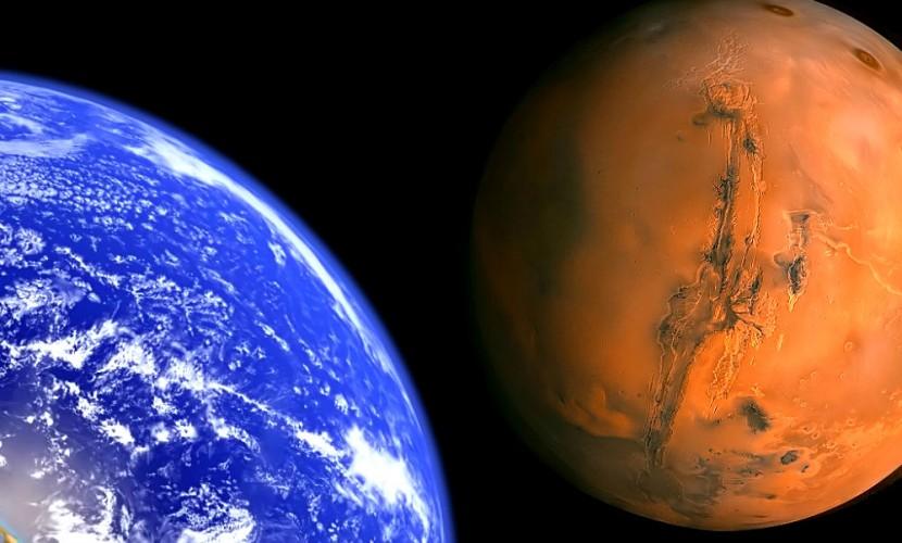 Марс рекордно приблизился к Земле и вызвал злобный настрой у миллионов людей