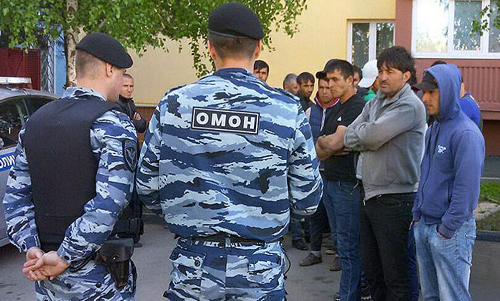 Этническая группировка устроила побоище на кладбище в Москве за отказ мигрантов платить дань
