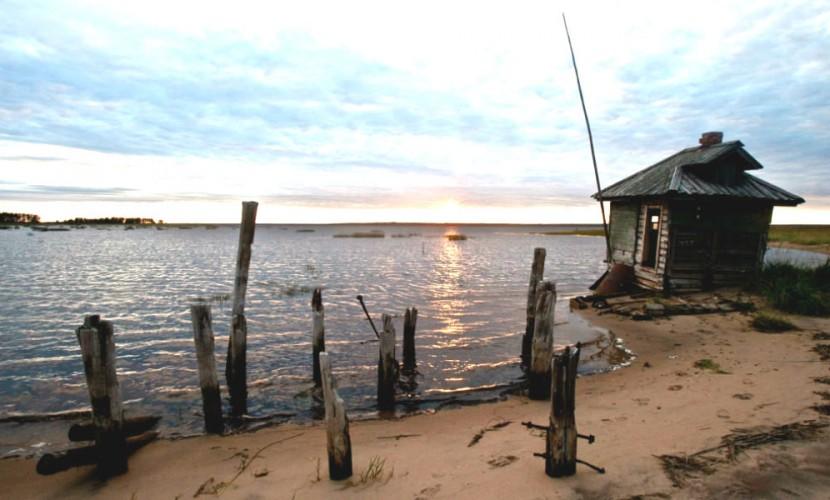 Архангельский романтик отвез подругу на необитаемый остров в Белом море и бросил там