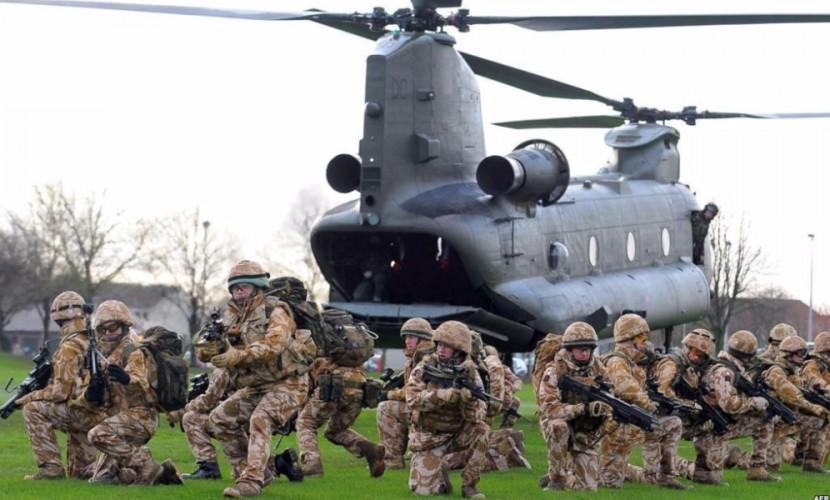 Силы быстрого реагирования НАТО окажутся неэффективными в случае военного конфликта с Россией, - Британия