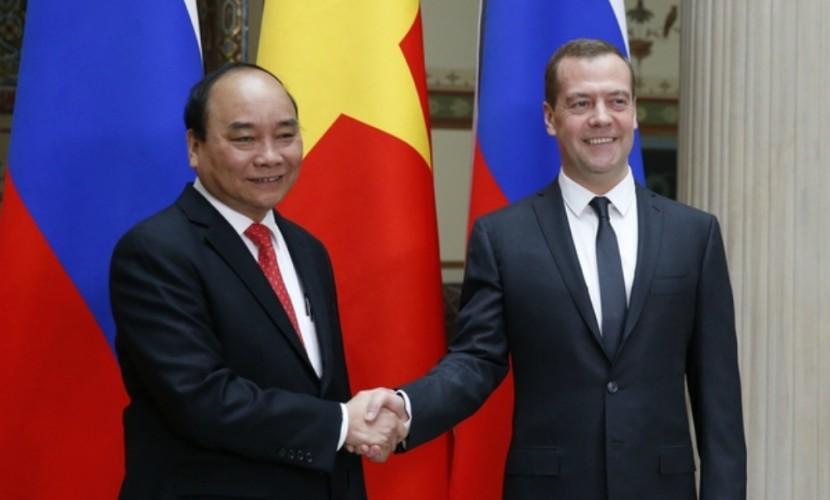 Медведев договорился с вьетнамским коллегой о создании зоны свободной торговли